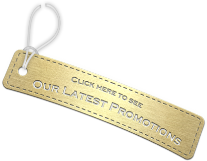 Our latest promotions