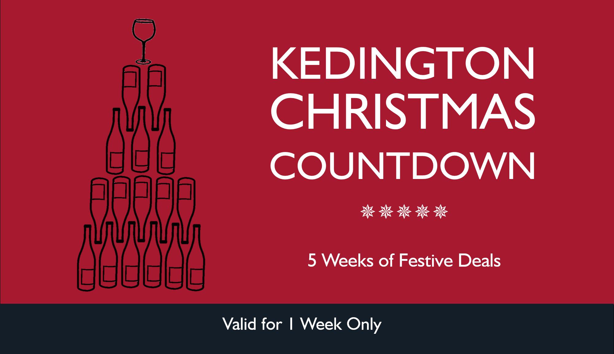the kedington christmas countdown